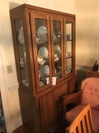 China Display / Hutch $ 280.00