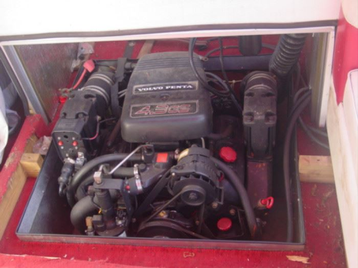 Volvo Penta Drive Inboard Motor