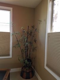 Bamboo Faux Plant