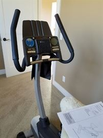 ProForm XP70 Exercise Bike with Sheep Skin Seat