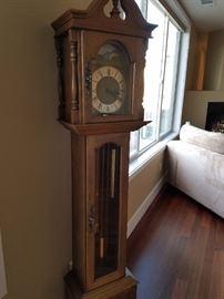Grandmother Clock by Emperor Clock Company
