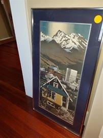 Alaskan Art signed by artist