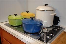 La Creuset cookware