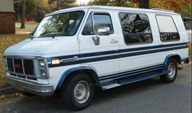 91/GMC Vandura  2500, 350 V8, tow package, new window, recent tires, updated AC (134A) well maintained non smoker vehicle
