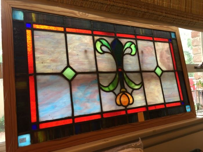 Large Stain Glass (24 x 36)