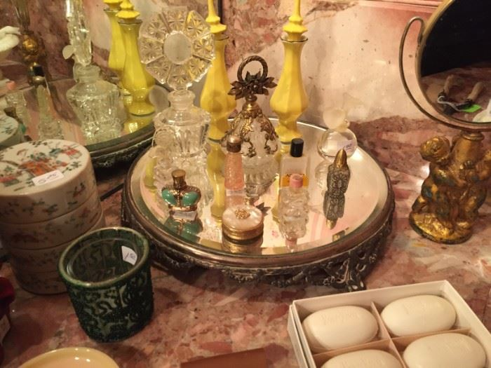 Vintage and Antique Vanity Items, Neiman Marcus Soaps