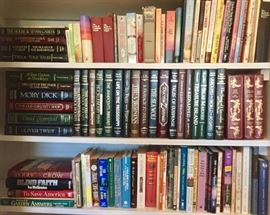 Books, Classics, Fiction and Theology