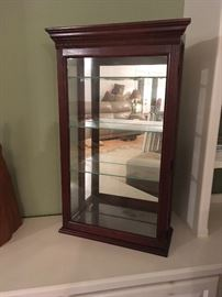 Howard Miller Empire Collector's Cabinet