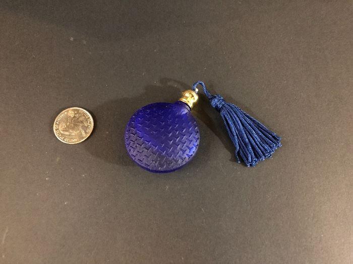 Tiny Vintage Perfume Bottle