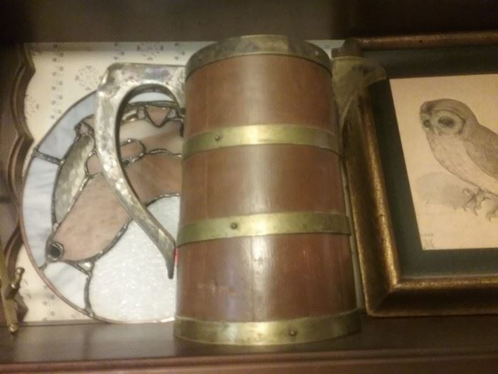 Rare 1872 Military race 1/4 mile trophy