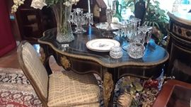 French parlor table.