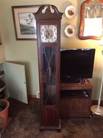Vintage Grandmother Clock.