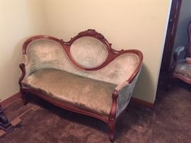 Antique Settee.