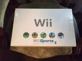 WII Sports Set.