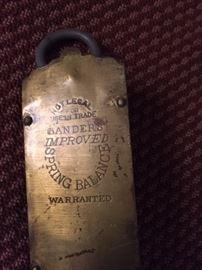Close-up of Label.
