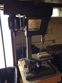 Craftsman Drill Press.