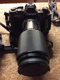Second AE1 Camera.