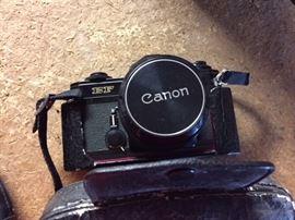 Canon EF Camera.