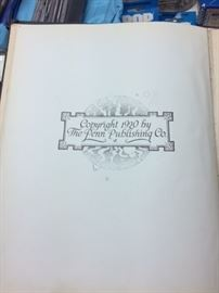 Penn Publishing 1920.