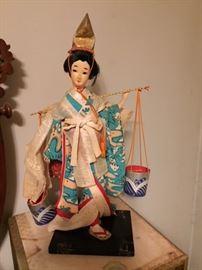 Japanese Doll.