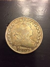 1803 Liberty Coin.