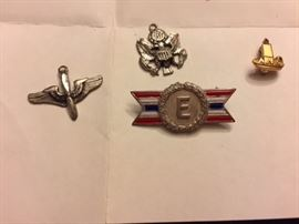 Sterling Silver Charms.