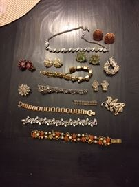 Just Some of the Nice Costume Jewelry Available.