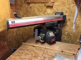 Craftsman Radial Arm Saw.
