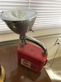 Vintage metal light $20