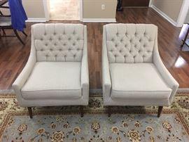 Exceptional Mid-Century Modern Designer Chairs
