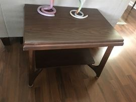 Atomic Mid Century Mod Side Table