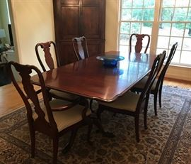 Sumter Cabinet Dining Table and Chairs