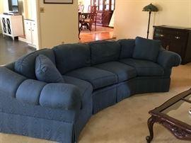 Custom made beautiful sofa