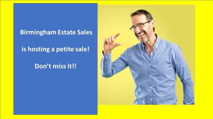 BES hosting a small sale