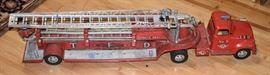 1950's Tonka Fire Truck Mint Shape!