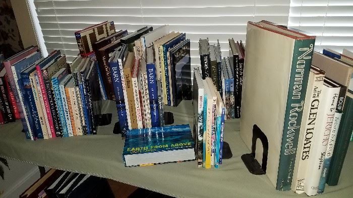 Large selection of books!!