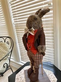 Rabbit Hair and Pocketwatch