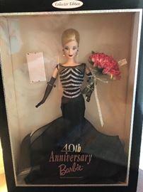Barbie 40th anniversary