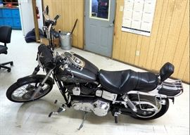 2005 Harley-Davidson FXD Motorcycle, VIN # 1HD1GPW1X5K317173
