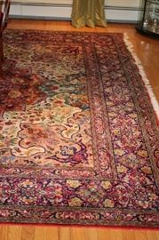 Assorted Handmade Persian Carpets