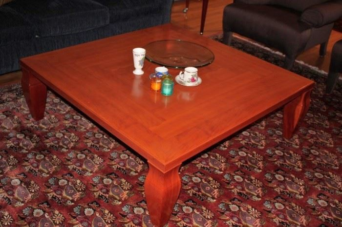 Coffee Table By Leon Krier and Bric-A-Brac