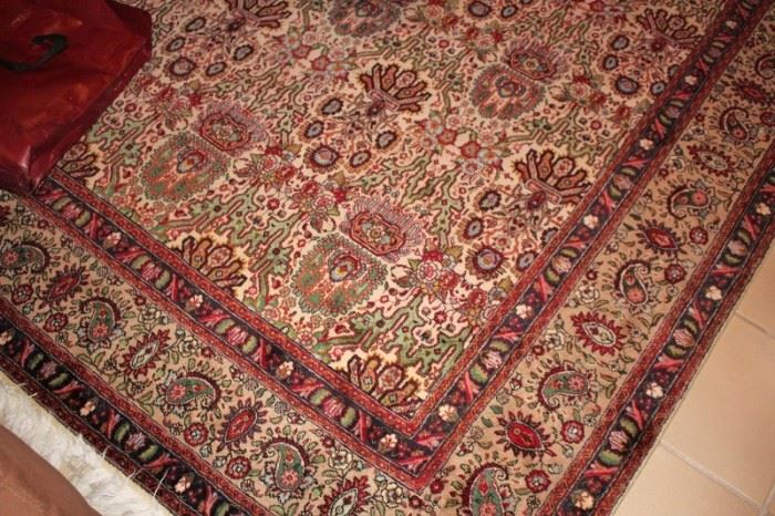 Assorted Handmade Persian Carpets