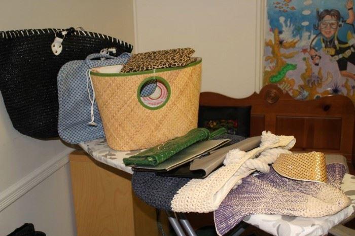 Handbags, Purses and more