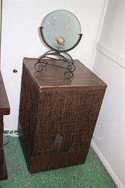 Decorative Piece and Bose Speaker