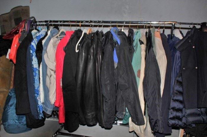 Loads of Outerwear