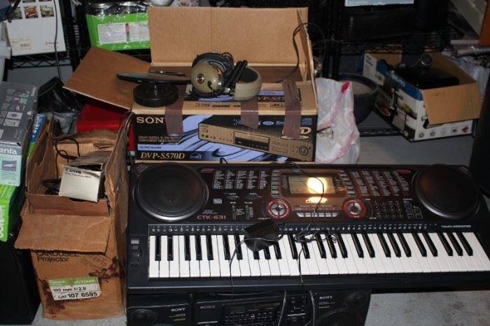 Keyboard and other Electronic Accessories