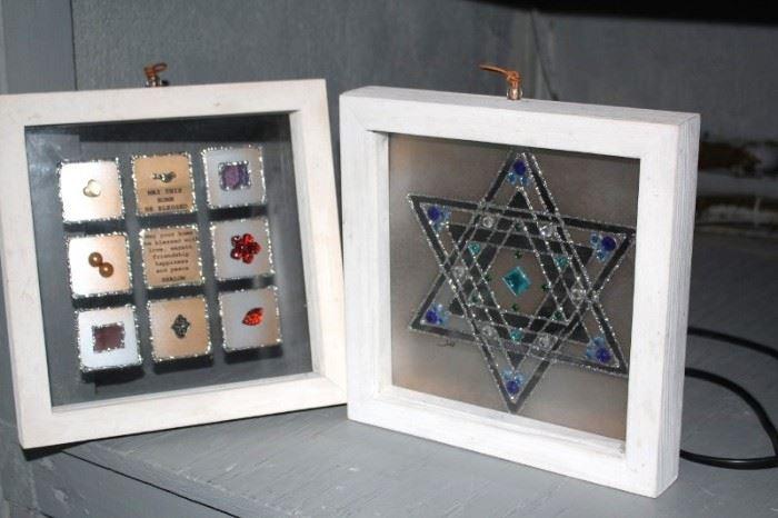 Decorative Wall Plaques  - Star of David