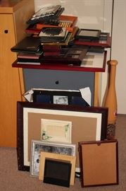 Assorted Art and Frames