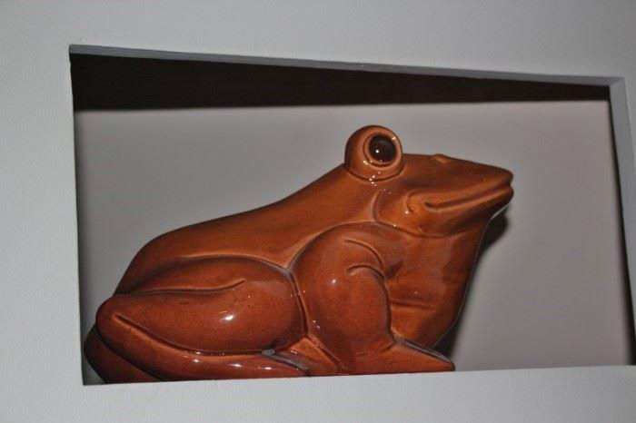 Frog Decorative
