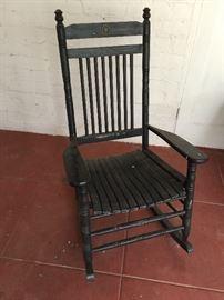 U.S. Army Chair